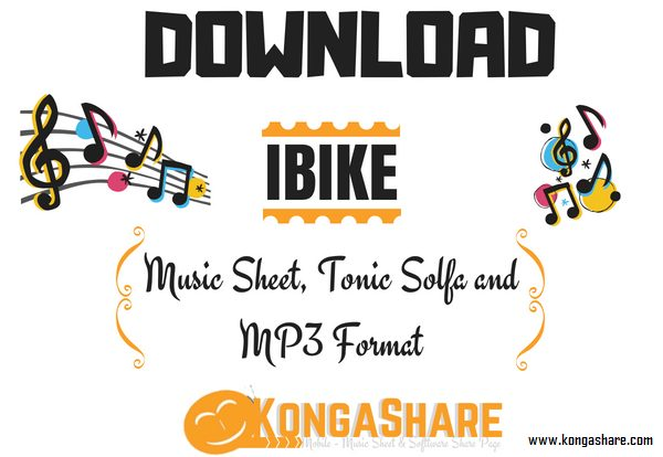 Download IBIKE Music Sheet in PDF – Yoruba Music Sheet