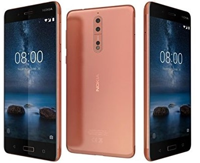 Nokia 8 - Full phone specifications and Price in Nigeria