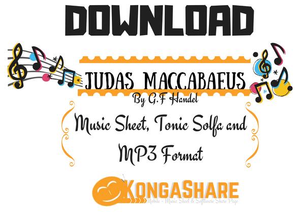 Download Judas Maccabaeus HWV 63