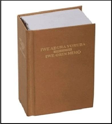 Download Complete Yoruba Hymn Book (Iwe Orin Mimo) in PDF