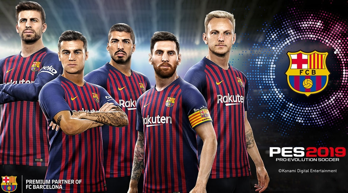 PES 2019 System Requirements, Licenses, Release.- Kongashare