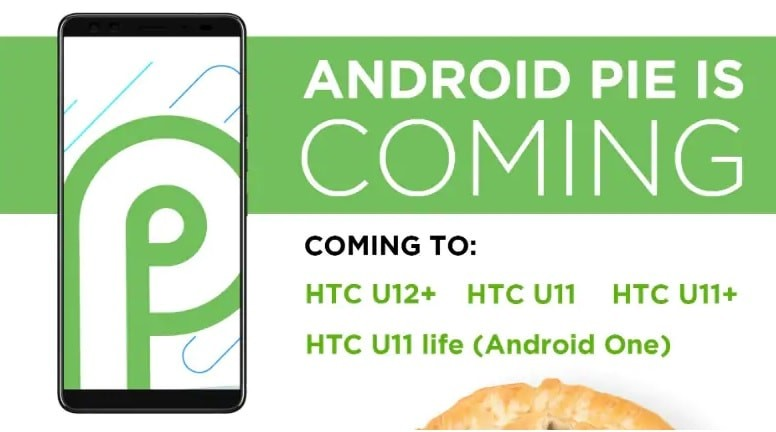 smartphones may get android 9.0 pie update