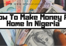how to make money at home in nigeria