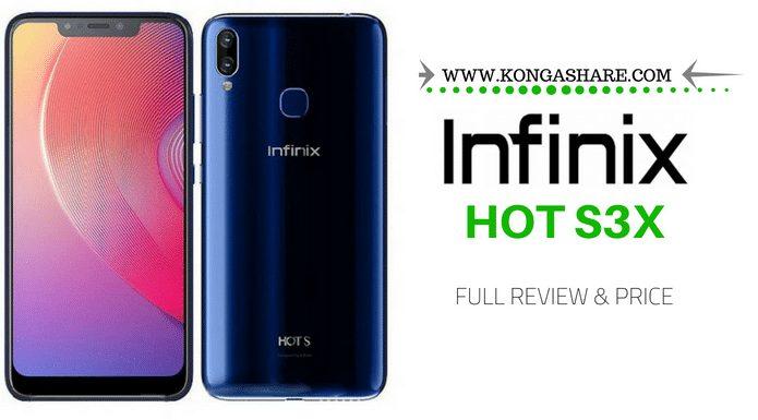 infinix hot s3x review