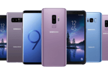 kongashare.com Best Samsung Galaxy Phones & Price List 2018