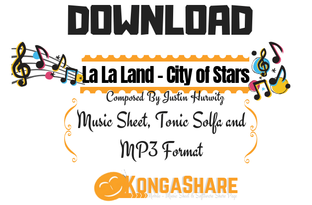 {filename}-Download La La Land – City Of Stars Sheet Music In Pdf & Mp3