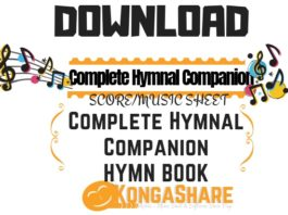 Download Complete Hymnal Companion Hymn Book kongashare.com..