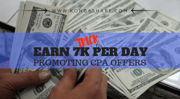 Zero to 100 CPA Marketing Training When you join Divulge Academy we will prepare you to be a 100% able, front-line CPA advertiser that is talented in what is working in CPA. (Even if you are an aggregate novice). On this page you will be reveled secret method on how you can earn 7k per day promoting cpa offers.