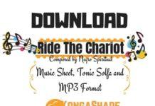 Download Ride The Chariot Sheet Music – Negro Spiritual-min