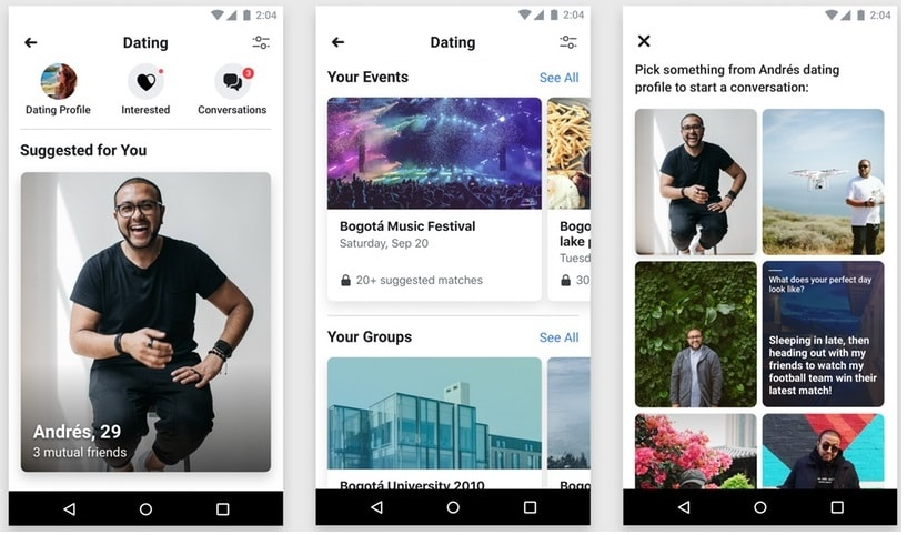 Facebook Dating Now Launched And Testing Begins