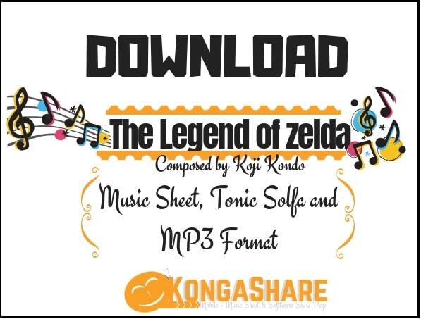 The Legend of zelda sheet music (koji kondo) in pdf and mp3_ kongashare.com_m.jpg
