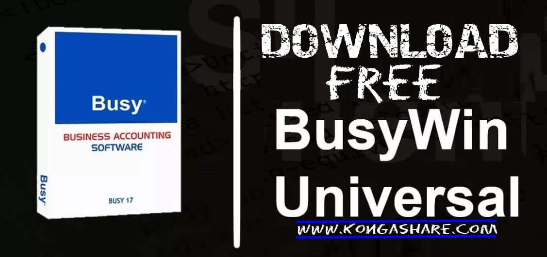 BusyWin Accounting software kongashare.com_mm-min