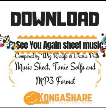 Kongashare | Music Sheet, Technology & Make Money Online
