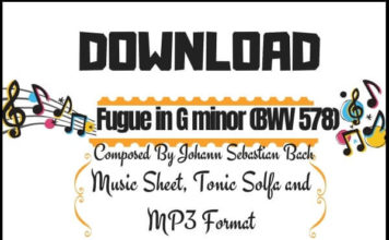 Download Fugue in G minor (BWV 578) by bach in PDF and mp3_kongashare.com_m-min (1)