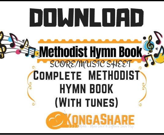 Free Methodist hymn book with tunes in PDF - Complete Music Book
