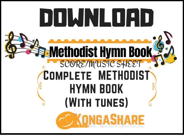 Download Free Methodist hymn book with tunes in PDF – Music Book