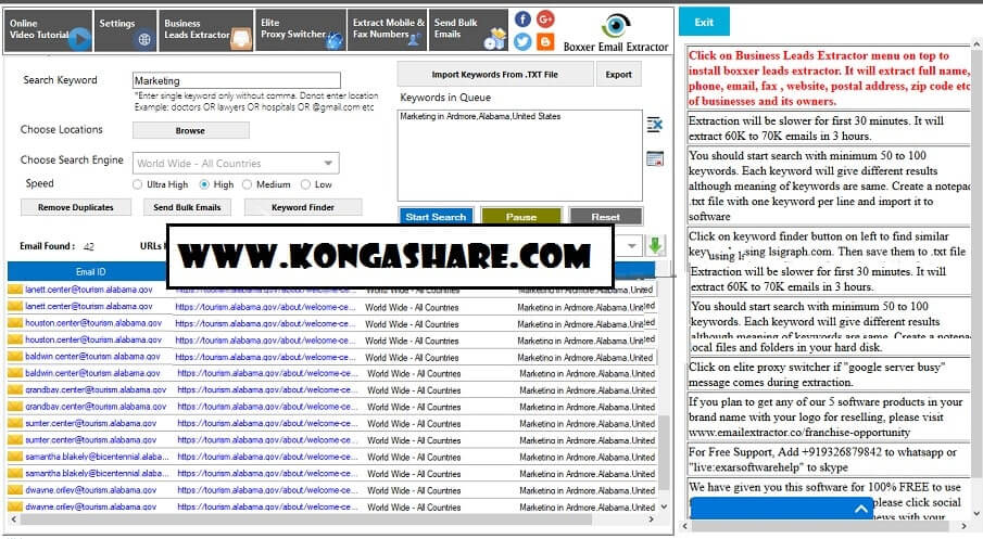 download free Boxxer Email Extractor_kongashare.com_mh (2)