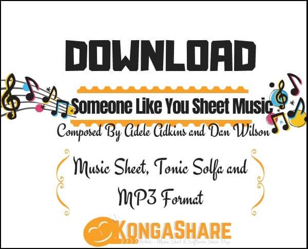 Download Someone Like You Sheet Music by Adele Adkins and Dan Wilson_kongashare.com_m-minn.jpg