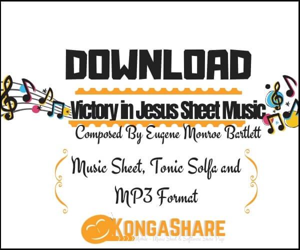 Download Victory in Jesus Sheet Music by Eugene Bartlett in PDF_kongashare.com_mmn.jpg
