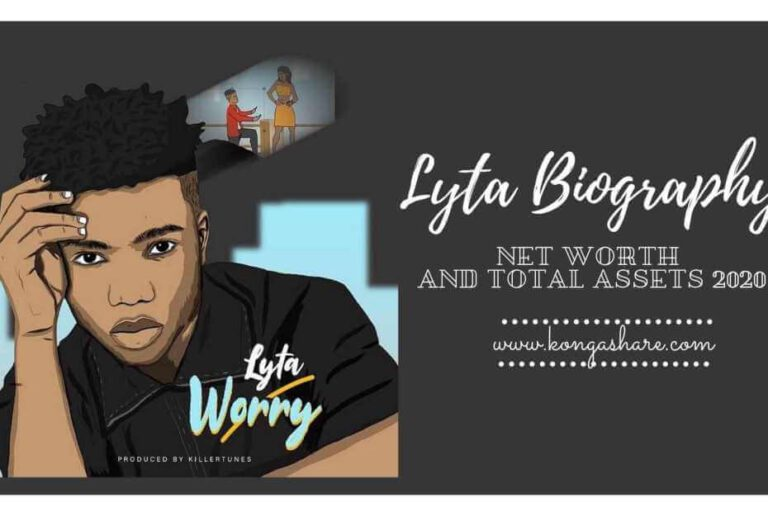 The Real Lyta Biography | Net Worth and Total Assets 2020
