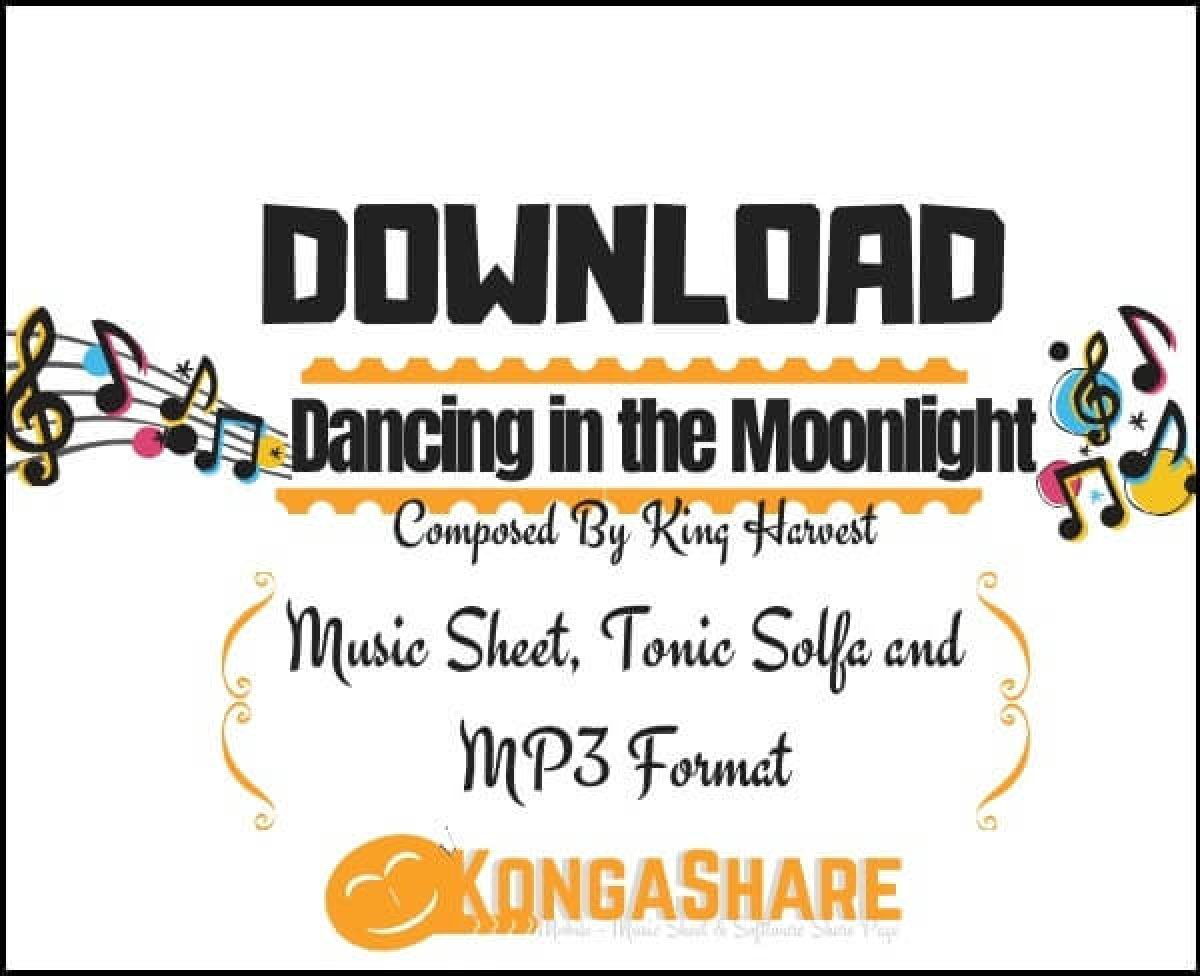 Roblox Id For Moonlight Download Dancing In The Moonlight Sheet Music In