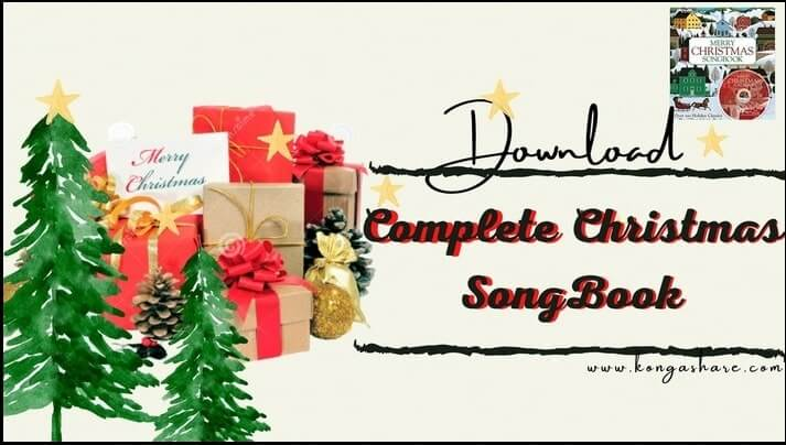The Christmas Song Sheet Music_Complete Songbook in PDF_kongashare.com_mx