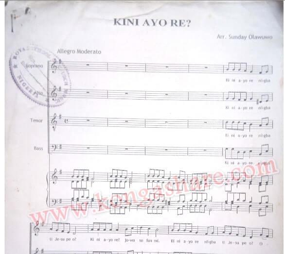 kini ayo re sheet music_kongashare.com_mb