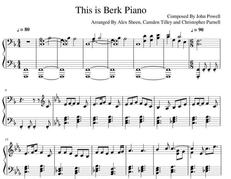 download this is berk piano sheet music_kongashare.com_mi