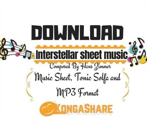 interstellar piano sheet music pdf midi_kongashare.com_m